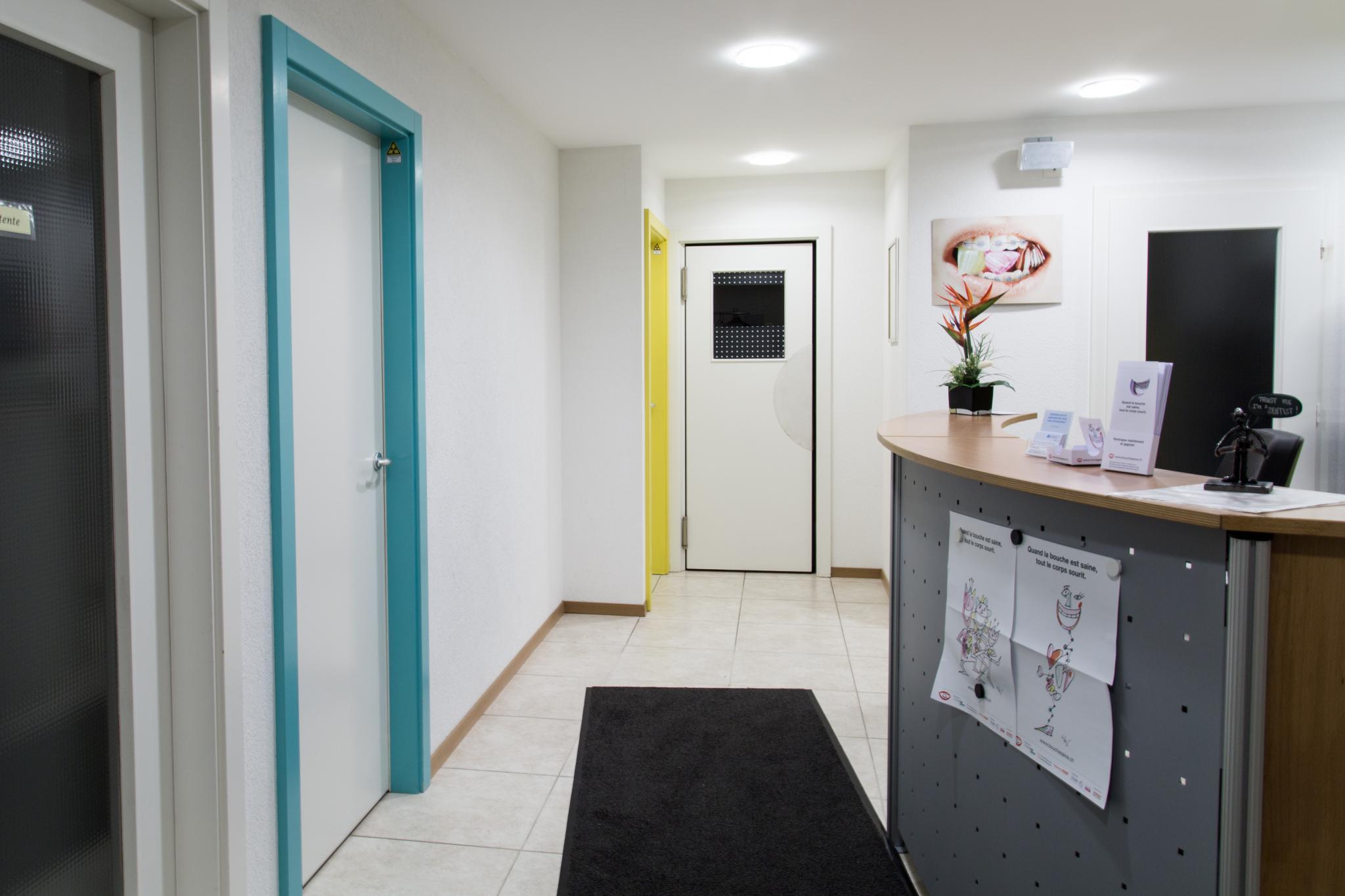 visiter le cabinet dentaire oron la ville 1610